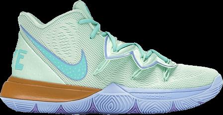 Nike Kyrie 5 Squidward