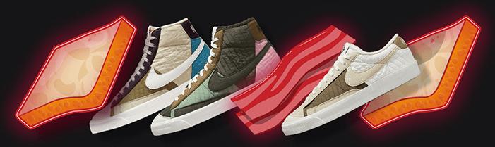 Nike Toasty Blazers