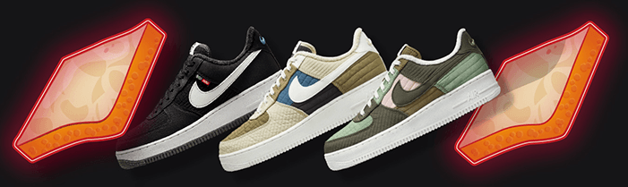 Nike Toasty air force 1