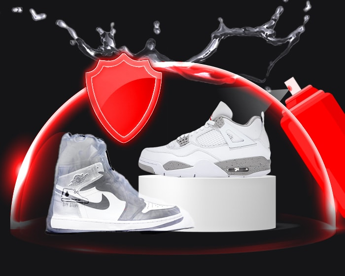 Protect sneakers for winter