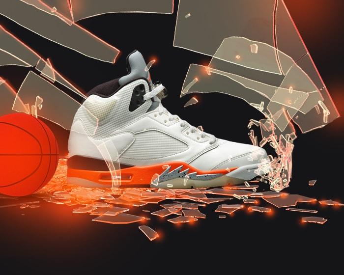 Shattered Backboard Jordans 5 2021