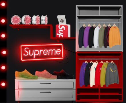 Supreme Clarks week 3 FW21