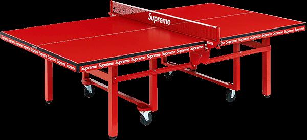 Supreme table tennis table