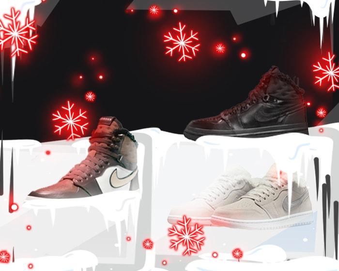 Winter sneakers in 2021