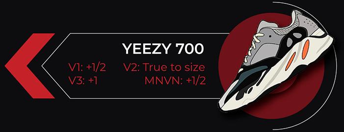 Yeezy 700 sizes