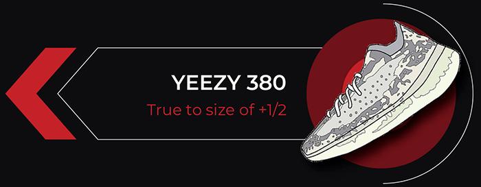 how do yeezys fit - yeezy 380