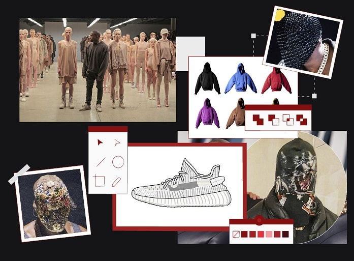 Kanye west fashion influence through the years