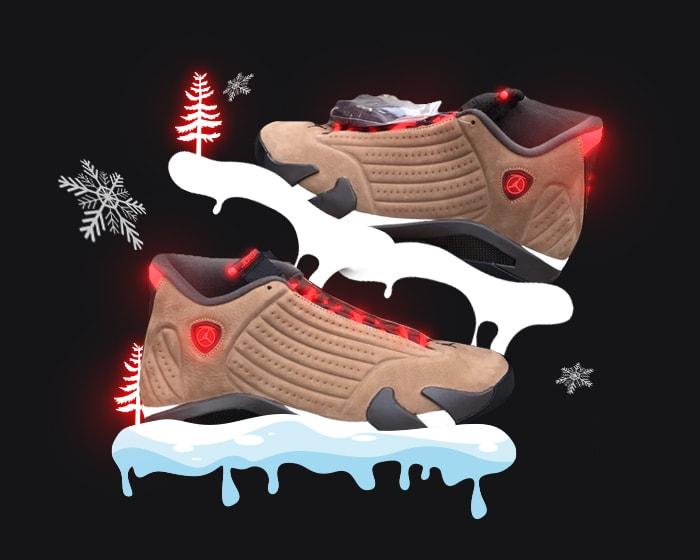 New Jordan 14 Winterized