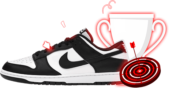 Nike Dunk Low Retro White Black (2021)