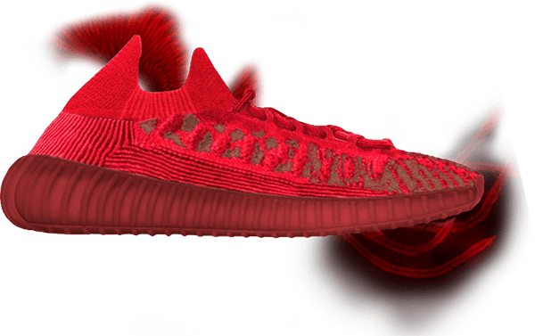 yeezy 350 v2 compact red slate - red yeezys